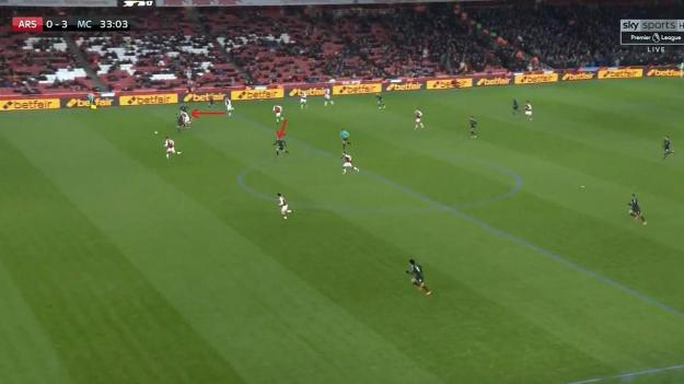 Arsenal vs. City M33b edited